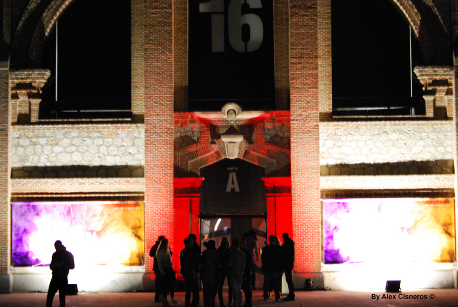 Carrera Ignition Night - Matadero