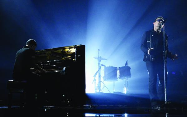 U2 |MTV EMA's 2014