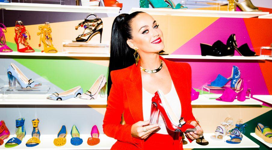 En los Zapatos de Katy Perry